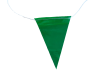 Green Flag Bunting 30 metre Roll