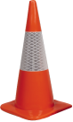 700mm  Reflective Traffic Cone