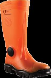 Commander Orange Steel Toe FWG907