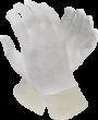 Interlock Polycotton Glove, Knitted Wrist