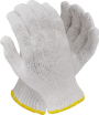 Knitted Polycotton Liner Gloves