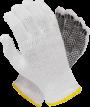 Knitted Polycotton, Polka Dot Glove