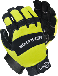 Liberator ® Hi-vis Mechanics Gloves