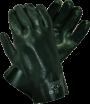 Green PVC Glove - 27cm