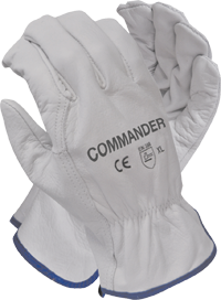 Commander ® Premium Cowhide Rigger