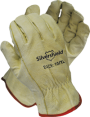 Pig Grain Leather Rigger Glove