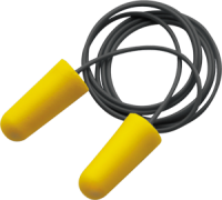 Silvershield Earplugs - Corded