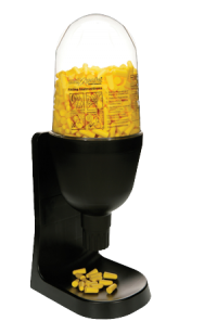 Silvershield Earplug Dispenser