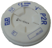 RP2R Particulate Filter - P2