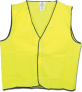 Yellow Safety Vest, Day Use Only