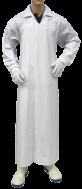 White PVC Apron